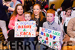 At the Ardfert NS Strictly Come Dancing in the Ballyroe Heights Hotel on Saturday night were Karen Sweeney, Gearoid Lacey, Siobhan Lacey and Rory Lacey, supporting Gavin and Catherine