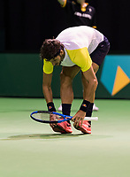 ABNAMRO World Tennis Tournament, 14 Februari, 2018, Rotterdam, The Netherlands, Ahoy, Tennis, Feliciano Lopez (SPA)<br /> <br /> Photo: www.tennisimages.com