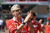 May 28th 2017, Monaco; F1 Grand Prix of Monaco Race Day;  Maurizio Arrivabene – Managing Director and Team Principal of Scuderia Ferrari