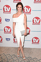 Julia Goulding at the TV Choice Awards 2017 at The Dorchester Hotel, London, UK. <br /> 04 September  2017<br /> Picture: Steve Vas/Featureflash/SilverHub 0208 004 5359 sales@silverhubmedia.com