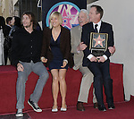 Donald Sutherland and family at the ceremony for his son Kiefer Sutherland who was honored with the 2,377 Star on the Hollywoood  Walk of Fame December 9, 2008. Fitzroy Barrett