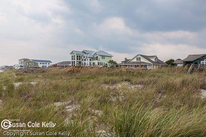 Beachfront homes, Pawleys Island, SC