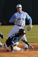 Tommy Coyle  (Second Baseman) North Carolina Tar Heels (Photo by Tony Farlow/Four Seam Images)