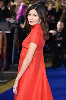 "Gemma Chan<br /> arriving for the ""Captain Marvel"" European premiere at the Curzon Mayfair, London<br /> <br /> ©Ash Knotek  D3484  27/02/2019"