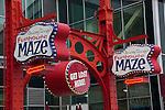 Funhouse Maze at Navy Pier, Chicago, IL, USA
