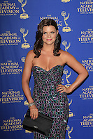 LOS ANGELES - JUN 20: Heather Tom at The 41st Daytime Creative Arts Emmy Awards Gala in the Westin Bonaventure Hotel on June 20th, 2014 in Los Angeles, California