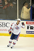 January 9th, 2009:  Michael Repik (26) of the Rochester Amerks is named the games second star after defeating the Syracuse Crunch at Blue Cross Arena in Rochester, NY.  Rochester defeated Syracuse 3-1 for their third straight win.  Photo Copyright Mike Janes Photography 2009