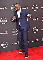 Calais Campbell at the 2018 ESPY Awards at the Microsoft Theatre LA Live, Los Angeles, USA 18 July 2018<br /> Picture: Paul Smith/Featureflash/SilverHub 0208 004 5359 sales@silverhubmedia.com