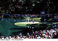 4th April 1999, Augusta GA, USA; The US Masters