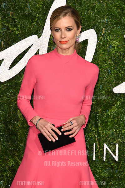Laura Bailey arrives for British Fashion Awards 2014 at the London Coliseum, Covent Garden, London. 01/12/2014 Picture by: Steve Vas / Featureflash