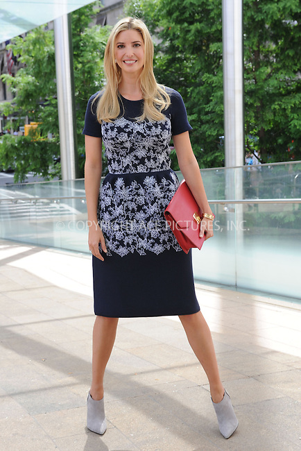 WWW.ACEPIXS.COM<br /> September 3, 2014 New York City<br /> <br /> Ivanka Trump at the 2014 Couture Council Award Luncheon Benefit For The Museum At FIT in New York City on September 3, 2014.<br /> <br /> By Line: Kristin Callahan/ACE Pictures<br /> ACE Pictures, Inc.<br /> tel: 646 769 0430<br /> Email: info@acepixs.com<br /> www.acepixs.com