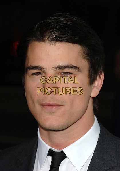 "JOSH HARTNETT.The premiere of ""The Black Dahlia"" at Goldwin Theatre, Hollywood , CA, USA..September 6th, 2006.Ref: MOO.headshot portrait .www.capitalpictures.com.sales@capitalpicturs.com.©Trevor Moore/Capital Pictures."