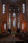 Nave and Apse Cappella Spinelli Cappella Maggiore Cappella Bardi Santa Croce Florence