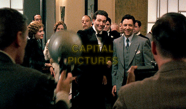 CRAIG BIERKO & RUSSELL CROWE.in Cinderella Man.*Editorial Use Only*.www.capitalpictures.com.sales@capitalpictures.com.Supplied by Capital Pictures.