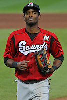 2014 May 12 Nashville Sounds (Brewers) @ Iowa Cubs (Cubs)