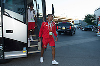 Photo before the match Chile vs Panama, Corresponding to Group -D- America Cup Centenary 2016 at Lincoln Financial Field.<br /> <br /> Foto previo al partido Chile vs Panama, Correspondiente al Grupo -D- de la Copa America Centenario 2016 en el  Lincoln Financial Field, en la foto: Roberto Nurse de Panama<br /> <br /> <br /> 14/06/2016/MEXSPORT/Osvaldo Aguilar.