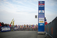 startline<br /> <br /> Koksijde CX World Cup 2014