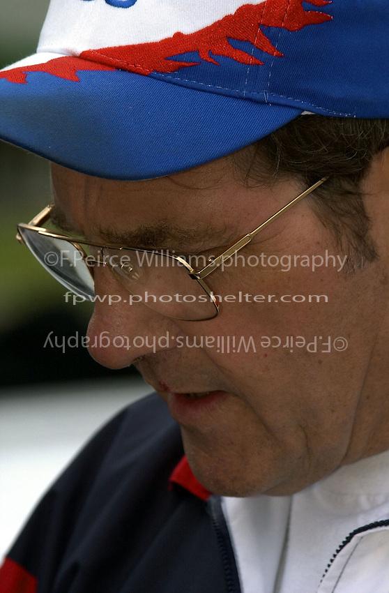 """Tony Stalder, UL-83 """"Blue Mule II"""""""