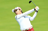 SINGAPORE - MARCH 03: Mi Hyang Lee of South Korea on the 12th fairway during the final round of the HSBC Women's World Championship 2019 at Sentosa Golf Club - Tanjong Course, Singapore on March 03, 2019.<br /> .<br /> .<br /> .<br /> (Photo by: Naratip Golf Srisupab/SEALs Sports Images)<br /> .<br /> Any image use must include a mandatory credit line adjacent to the content which should read: Naratip Golf Srisupab/SEALs Sports Images