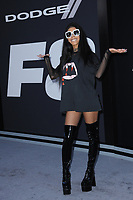 www.acepixs.com<br /> April 8, 2017  New York City<br /> <br /> Rico Nasty attending 'The Fate Of The Furious' New York premiere at Radio City Music Hall on April 8, 2017 in New York City.<br /> <br /> Credit: Kristin Callahan/ACE Pictures<br /> <br /> <br /> Tel: 646 769 0430<br /> Email: info@acepixs.com