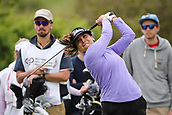 30th September 2017, Windross Farm, Auckland, New Zealand; LPGA McKayson NZ Womens Open, third round;  Columbias Mariajo Uribe