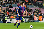 Sergi Roberto Carnicer of FC Barcelona in action during the Copa Del Rey 2017-18 match between FC Barcelona and Valencia CF at Camp Nou Stadium on 01 February 2018 in Barcelona, Spain. Photo by Vicens Gimenez / Power Sport Images