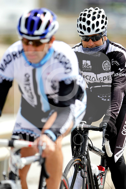 Vuelta Madrid Ciclo Speed, 2012 22 Abril.(ALTERPHOTOS/ARNEDO & ALCONADA)