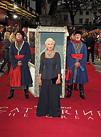 Sky Atlantic launch their new TV series Catherine The Great at the Curzon Mayfair, London on September 25th 2019<br /> <br /> Photo by Keith Mayhew