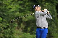 Oscar Murphy (Omagh) during the final round at Carnalea Golf Club, Bangor, Antrim, Northern Ireland. 07/08/2019.<br /> Picture Fran Caffrey / Golffile.ie<br /> <br /> All photo usage must carry mandatory copyright credit (© Golffile | Fran Caffrey)