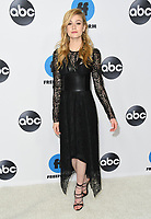 05 February 2019 - Pasadena, California - Katherine McNamara. Disney ABC Television TCA Winter Press Tour 2019 held at The Langham Huntington Hotel. <br /> CAP/ADM/BT<br /> &copy;BT/ADM/Capital Pictures