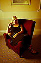 Sitting Room Comedy, Harrogate, UK, 12.10.11. Picture shows: Hattie Hayridge.