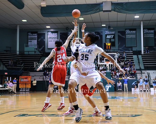 Tulane falls to Houston, 85-70, in women's basketball.
