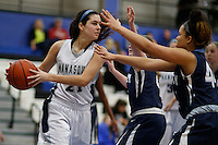 Molloy vs Manasquan girls basketball - 012515