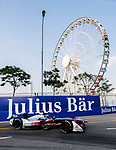 Edoardo Mortara of Switzerland from Venturi Formula E Team competes during the FIA Formula E Hong Kong E-Prix Round 2 at the Central Harbourfront Circuit on 03 December 2017 in Hong Kong, Hong Kong. Photo by Marcio Rodrigo Machado / Power Sport Images
