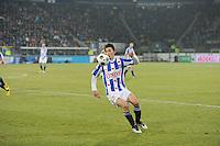 VOETBAL: SC HEERENVEEN: Abe Lenstra Stadion, 17-02-2012, SC-Heerenveen-NAC, Eredivisie, Eindstand 1-0, Filip Djuricic, ©foto: Martin de Jong