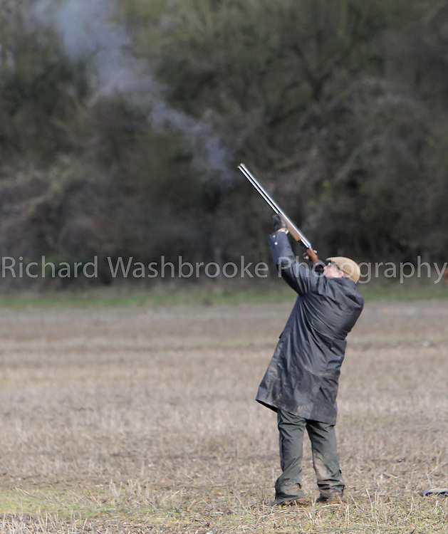 Copt Hall Farm Shoot  3rd December 2012