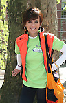 As The World Turns' Colleen Zenk Pinter is the national spokesperson for heightened public awareness of oral cancer attends and is the speaker at the 5th Annual Oral Cancer Walk on April 23, 2010 at Jackie Robinson Park, Harlem, New York. (Photo by Sue Coflin/Max Photos)