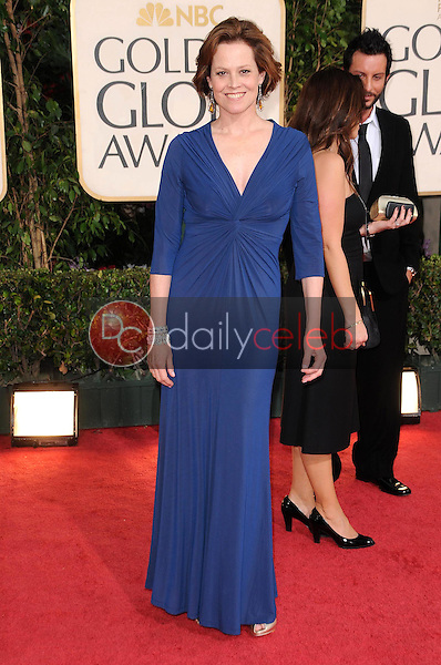 Sigourney Weaver<br />at the 66th Annual Golden Globe Awards. Beverly Hilton Hotel, Beverly Hills, CA. 01-11-09<br />Dave Edwards/DailyCeleb.com 818-249-4998