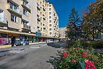 Aleja Róż–ulica mająca początek przyPlacu Centralnym, a koniec na skrzyżowaniu zul. Bulwarową.