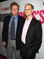 NEW YORK, NY-September 12:Brian Hargrove and David Hyde Pierce at Universal Picture & Working Title Films present the American premiere of Bridget Jones Baby at the Paris Theatre in New York. September 12, 2016. Credit:RW/MediaPunch