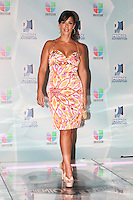 MIAMI, FL- July 19, 2012:  Marisa del Portillo at the 2012 Premios Juventud at The Bank United Center in Miami, Florida. © Majo Grossi/MediaPunch Inc. /*NORTEPHOTO.com*<br />