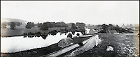BNPS.co.uk (01202 558833)<br /> Pic: Bonhams/BNPS<br /> <br /> Prout's picture of the Thames approaching Pangbourne. <br /> <br /> 'Old man river, he just keeps rollin' - A remarkable collection of panoramic photographs of the Thames taken 160 years ago have emerged for auction, and they reveal how little the famous old river has changed in the last century and a half.<br /> <br /> They follow the river from London to Oxford in 40 photographs providing a fascinating insight into how the famous river looked in the mid-19th century.<br /> <br /> Londoner Victor Prout started photographing the Thames in 1857 using a camera which would produce wide-vision images because of a lens that swung round and 'scanned' sections of the picture.<br /> <br /> This rare complete copy of the first edition of Prout's pioneering panoramics has emerged for auction and is tipped to sell for &pound;12,000 when they go under the hammer at Bonhams on March 1.