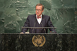 General Assembly Seventy-first session 10th plenary meeting<br /> General Debate<br /> <br /> Address by His Excellency Toomas Hendrik Ilves, President of the Republic of Estonia