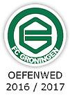 OEFENWEDSTRIJDEN 2016 - 2017