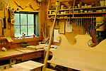 Windsor Chair makers woodworking shop. Route 1.