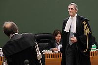 Processo  contro la presunta compravendita dei senatori <br /> ghedini