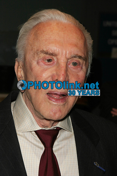 Kirk Douglas 2006<br /> Photo By John Barrett-PHOTOlink.net