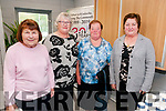 North Kerry Positive Ageing Day: Attending the North Kerry Positive Ageing Day at the Listowel Community Day at the Listowel Community Centre on Sunday last were Mary Culhane, Elaine Flaherty, Eileen Fitzmaurice & Noreen O'Connell all from Moyvane.