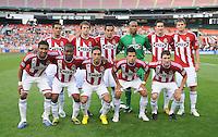 Chivas USA  team photo.  DC United defeated Chivas USA 3-2 at RFK Stadium, Saturday May 29, 2010.