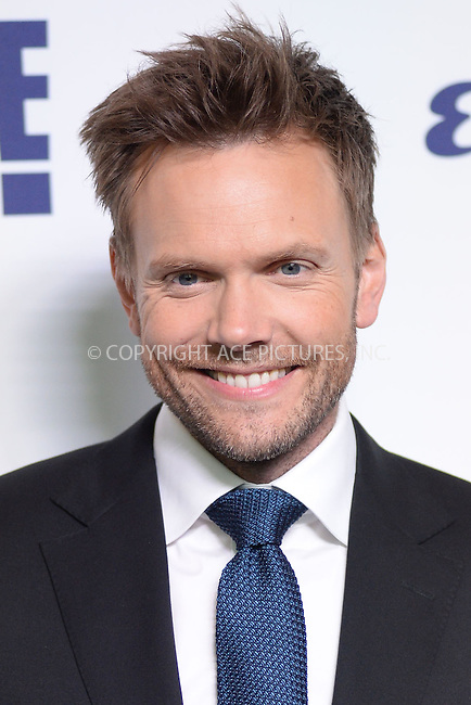 WWW.ACEPIXS.COM<br /> May 15, 2014 New York City<br /> <br /> Joel McHale attending NBCUniversal Cable Entertainment Upfront at the Javits Center in New York City on Thursday, May 15, 2014.<br /> <br /> Please byline: Kristin Callahan/ACE Pictures<br /> <br /> ACEPIXS.COM<br /> <br /> Tel: (212) 243 8787 or (646) 769 0430<br /> e-mail: info@acepixs.com<br /> web: http://www.acepixs.com